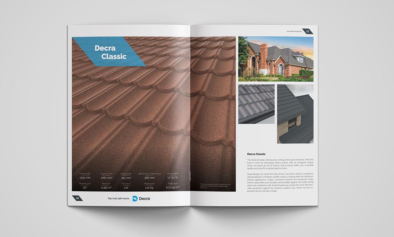 grafično oblikovanje kataloga